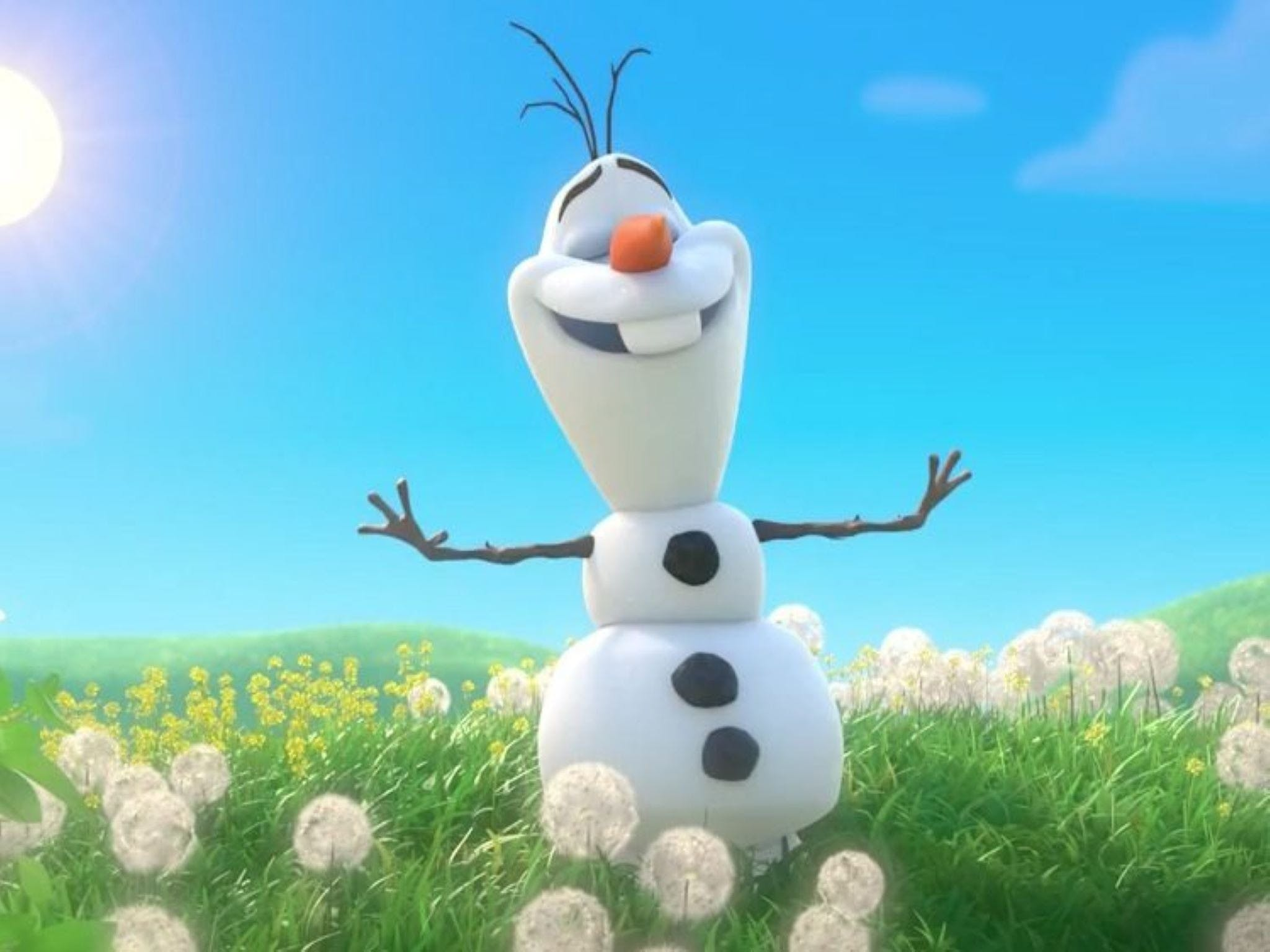 Meet Olaf from Frozen - Accommodation Find