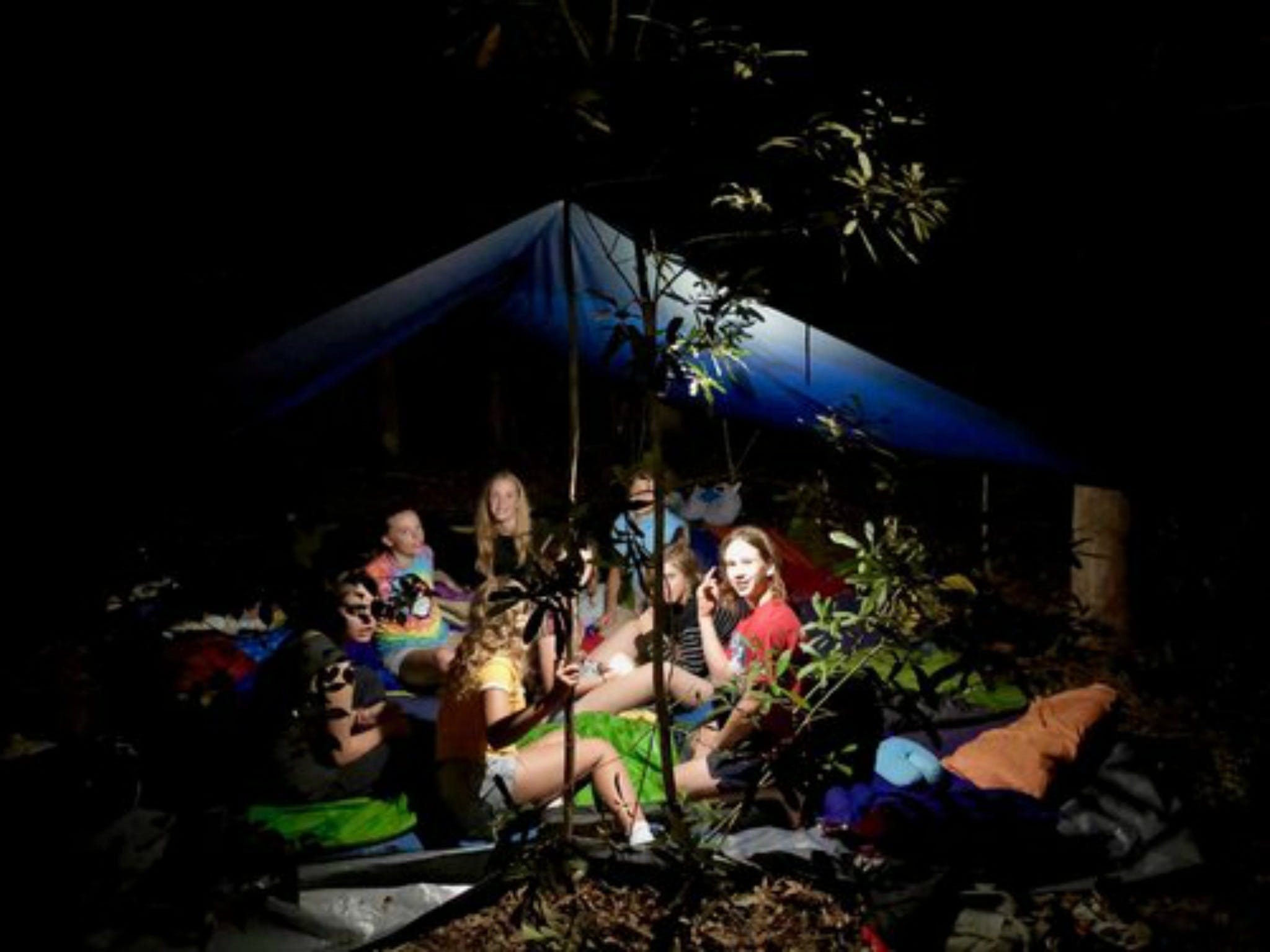 Summer  Family Nature Camp - Accommodation Find