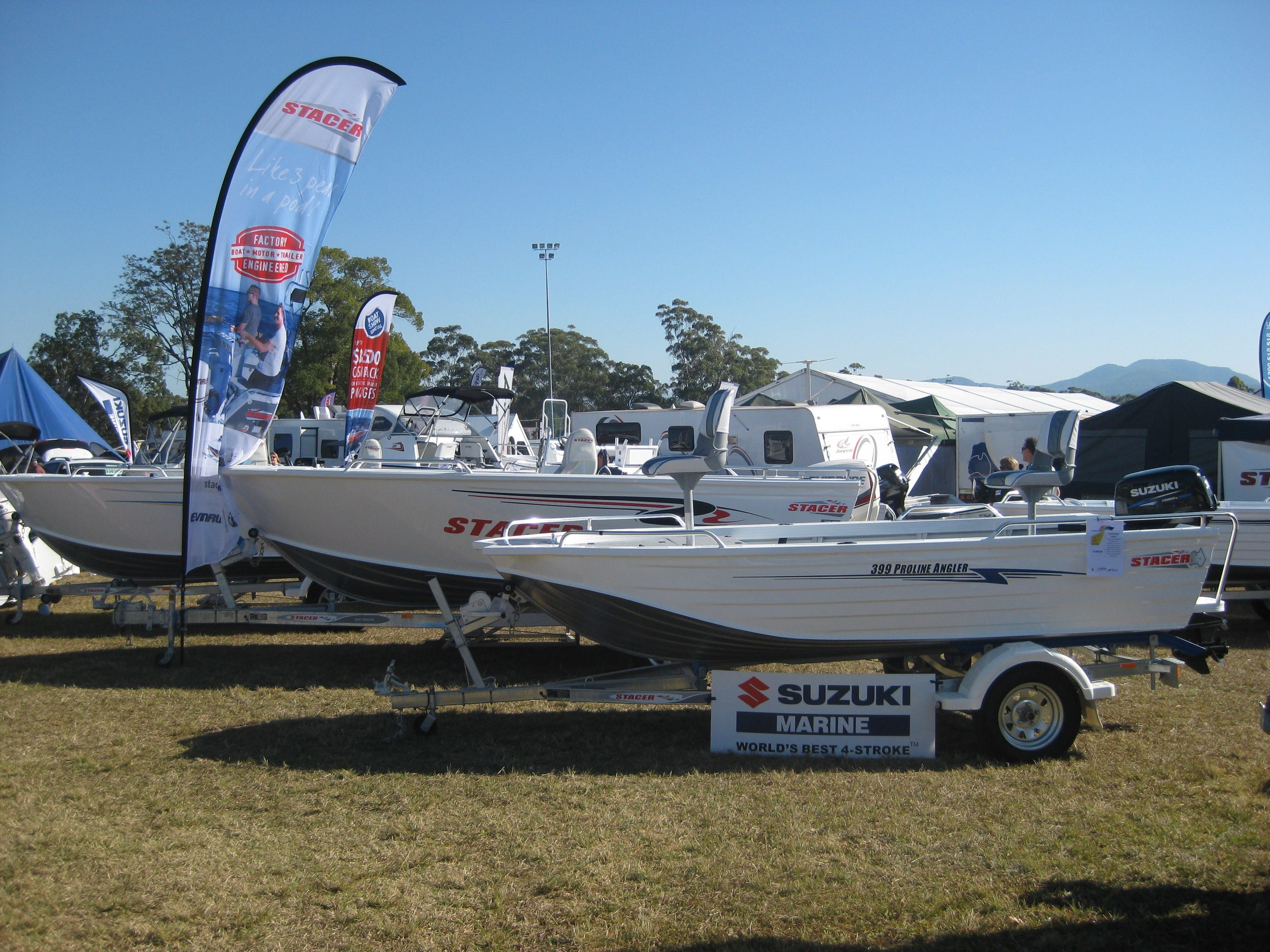 Mid North Coast Caravan Camping 4WD Fish and Boat Show - Accommodation Find