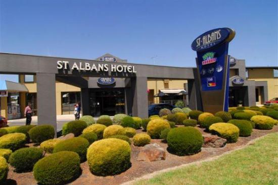 St Albans Hotel - Accommodation Find