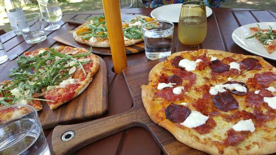 Bank Street Wood Fired Pizza and Gardens - Accommodation Find