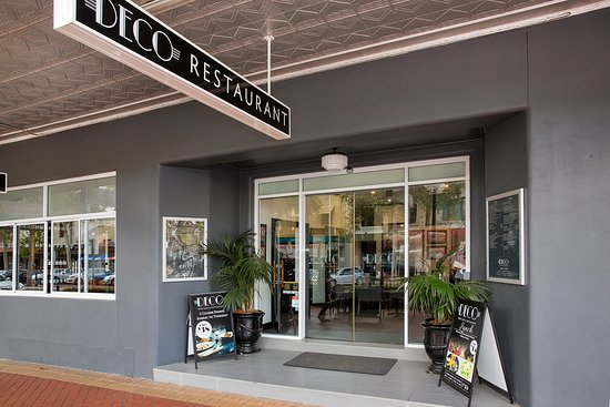 Deco Wine Bar  Restaurant - Accommodation Find