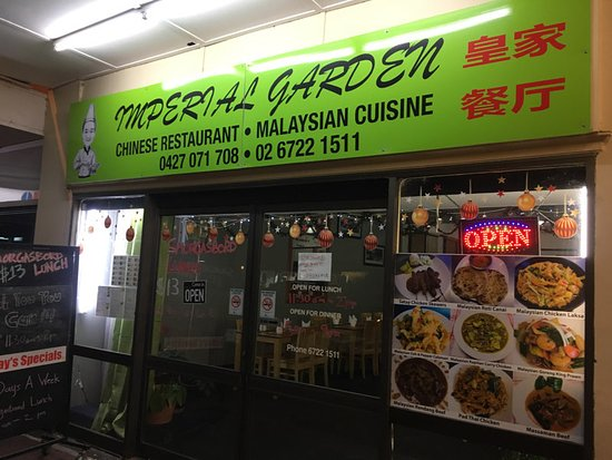Imperial Garden Chinese Malaysian Cuisine - Accommodation Find