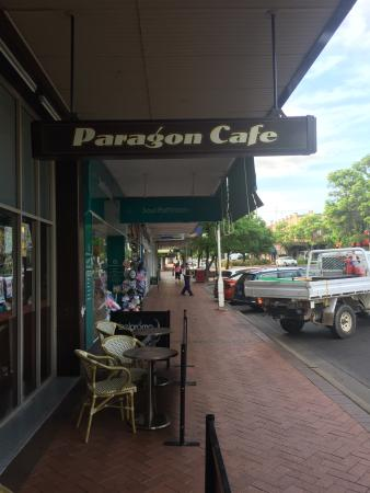 Paragon Cafe Parkes - Accommodation Find