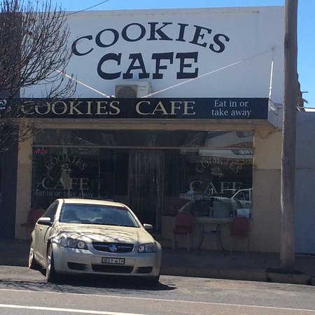 Cookies Cafe - Accommodation Find