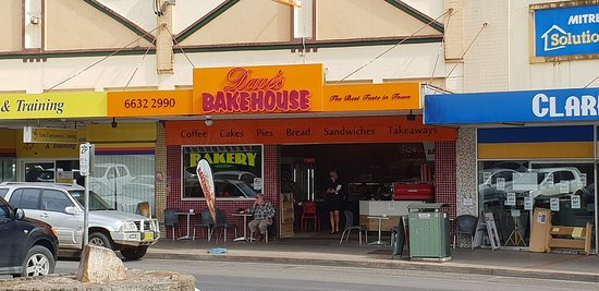 Dave's Bakehouse - Accommodation Find