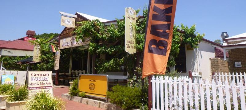Lyndoch Bakery  Restaurant - Accommodation Find