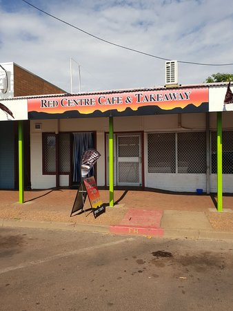 Red Centre Cafe and Takeaway - Accommodation Find
