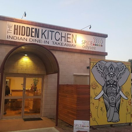 Spice Odysee - The Hidden Kitchen - Accommodation Find