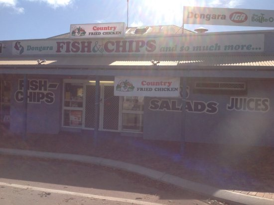 Dongara Fish  Chips - Accommodation Find