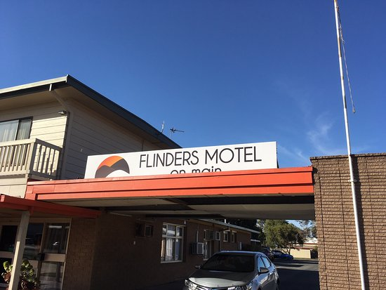 Flinders Motel On Main - Accommodation Find
