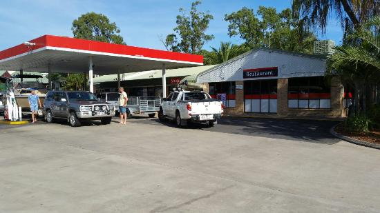 Caltex Agnes Water - Accommodation Find