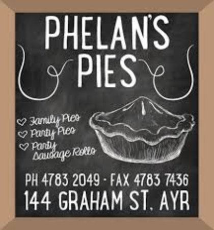 Phelan's Pies - Accommodation Find