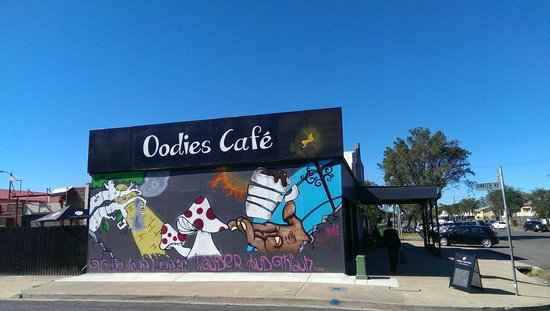 Oodies Cafe - Accommodation Find