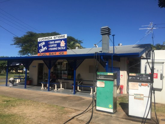 Lucinda Jetty Store  Take-Away - Accommodation Find