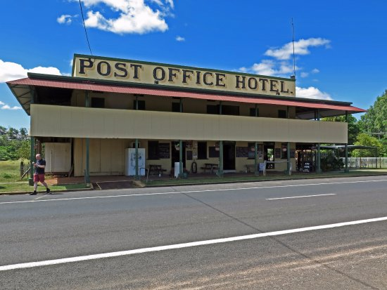 Post Office Hotel - Accommodation Find
