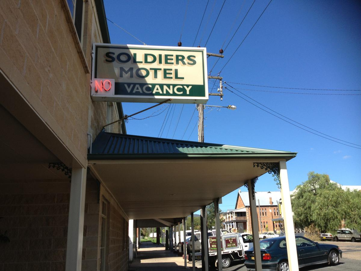 Soldiers Motel - Accommodation Find