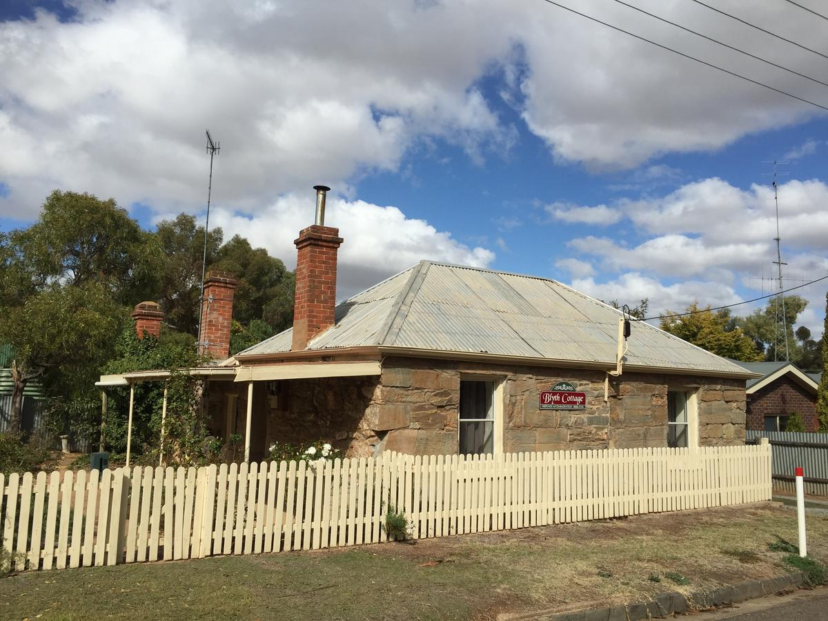 Blyth Cottage Burra - Accommodation Find