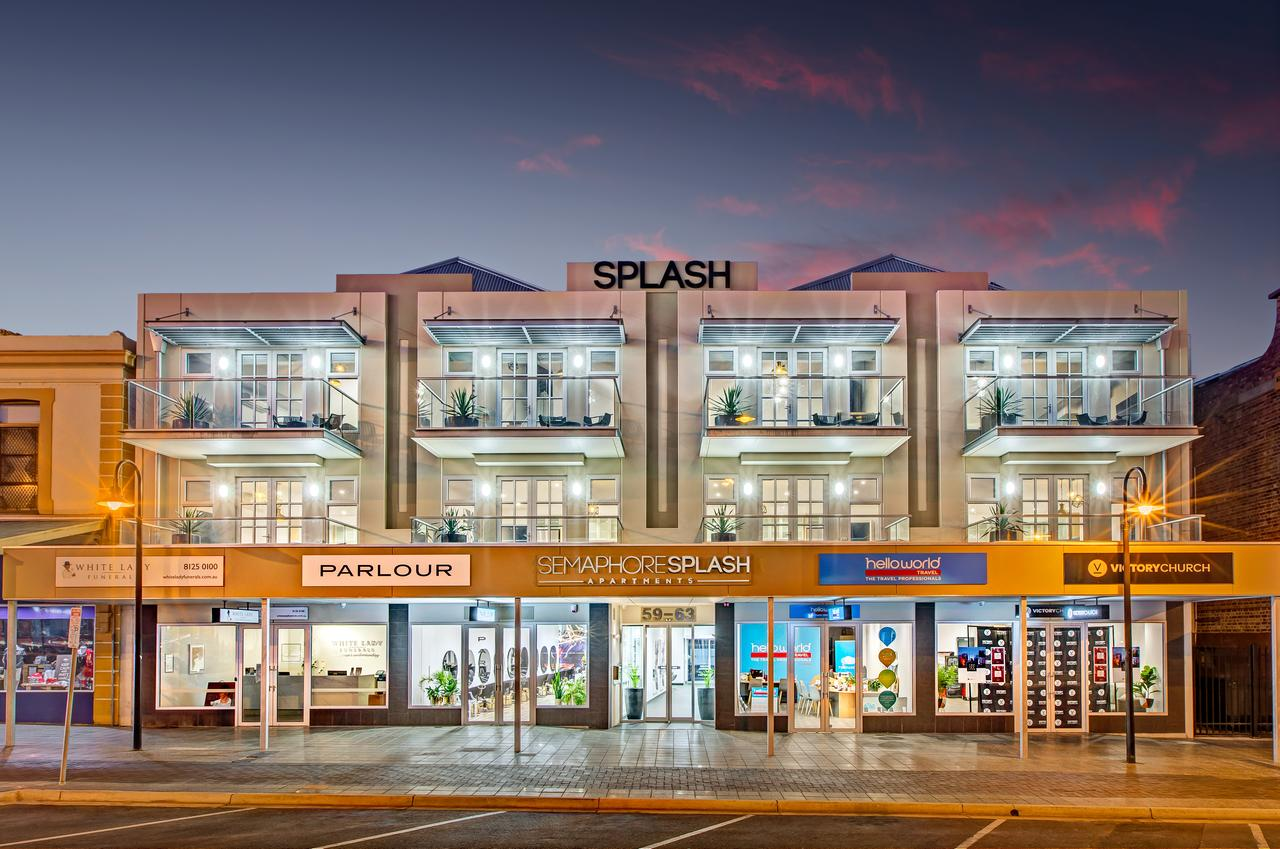 Semaphore Splash Apartments - Accommodation Find