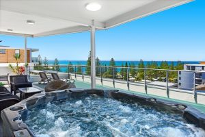 Macquarie Waters Boutique Apartment Hotel - Accommodation Find