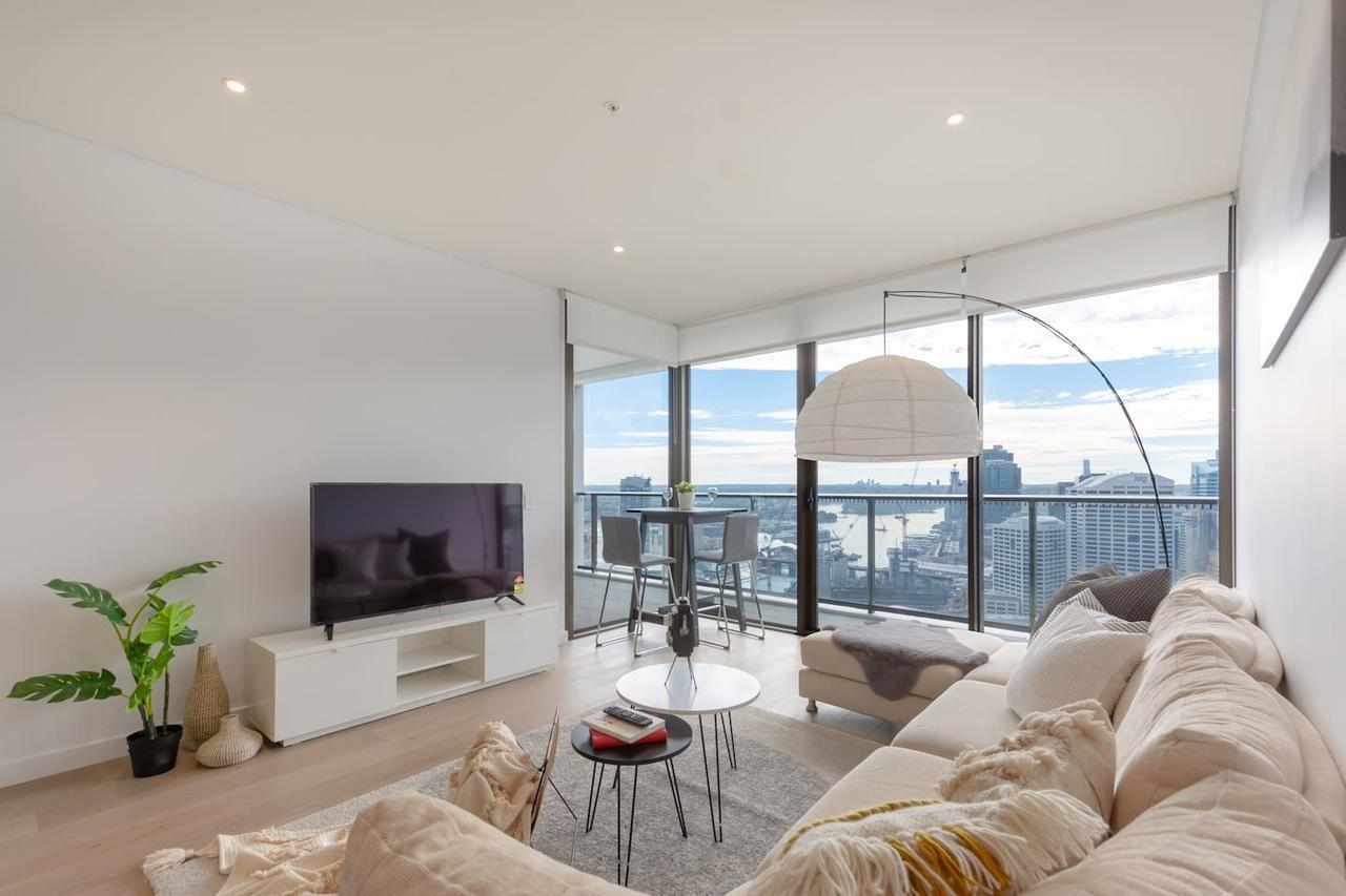 High Rise apt in Heart of Sydney wt Harbour View - Accommodation Find