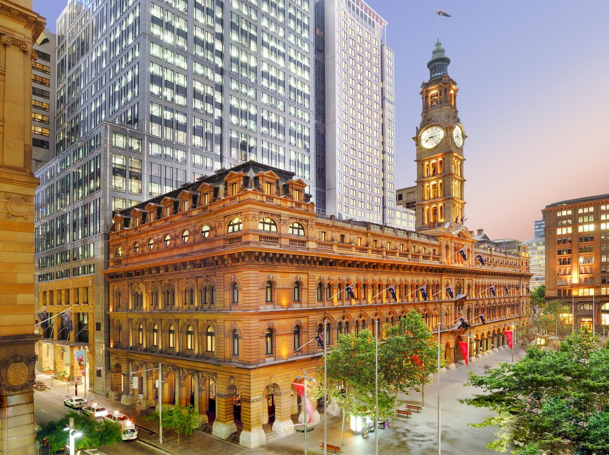 The Fullerton Hotel Sydney - Accommodation Find