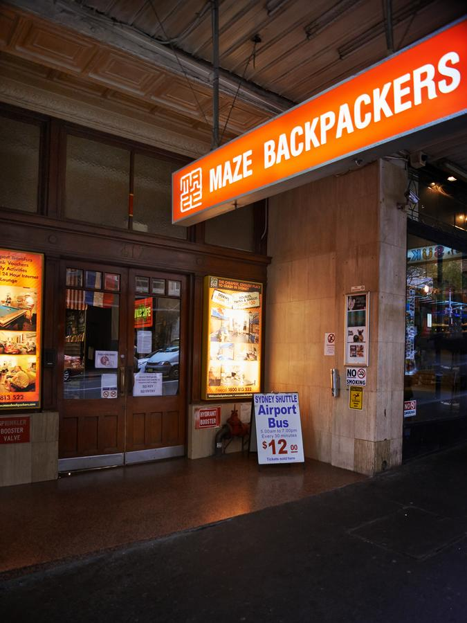 Maze Backpackers - Sydney - Accommodation Find