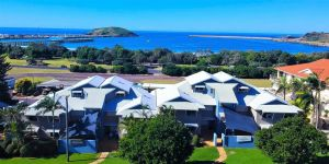 The Observatory Holiday Apartments - Accommodation Find