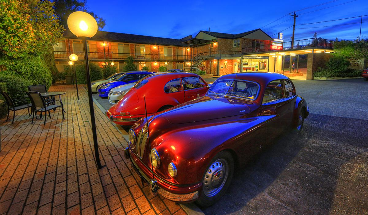 Cooma Motor Lodge Motel - Accommodation Find