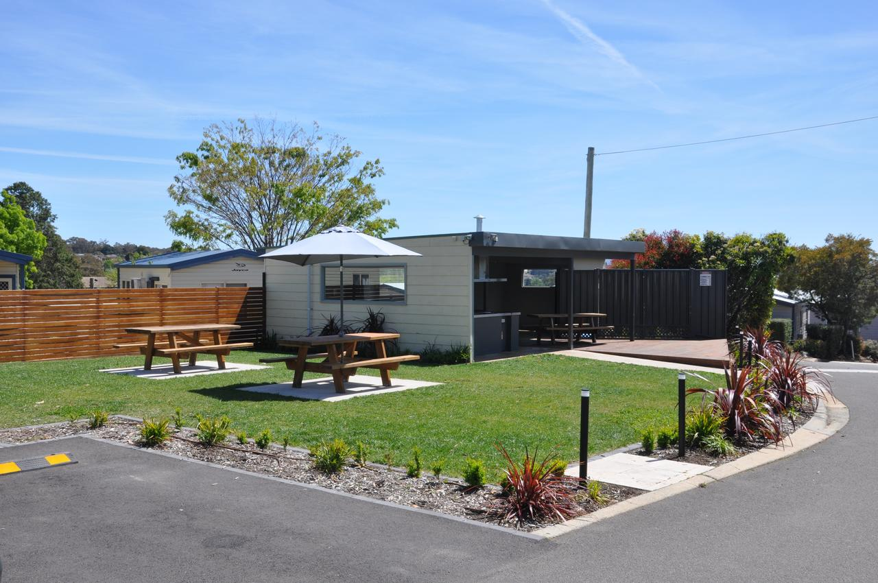 Crestview Tourist Park - Accommodation Find