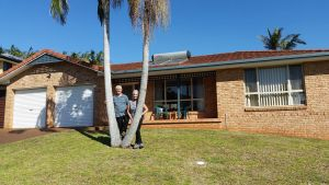 Twin Palms Holiday House at Lighthouse - Accommodation Find