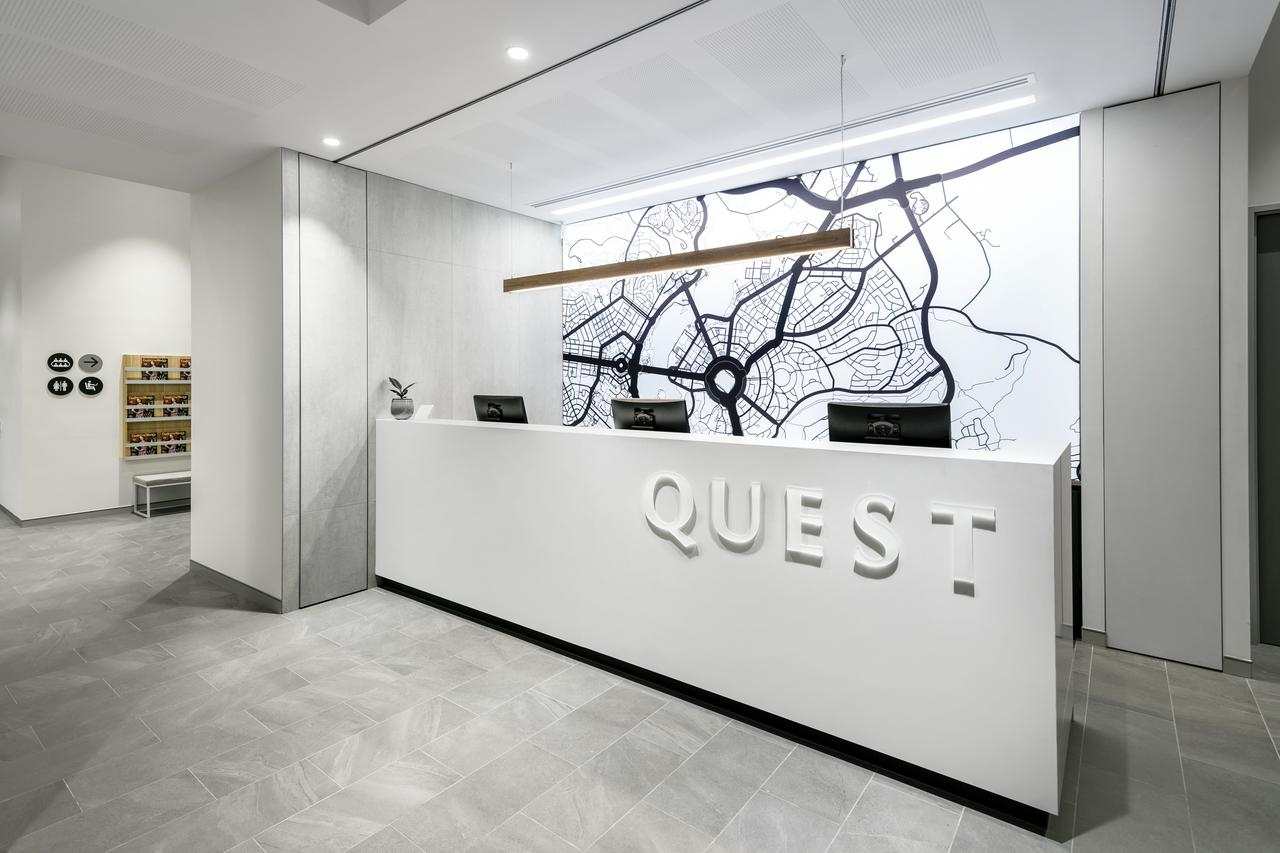 Quest Canberra City Walk - Accommodation Find