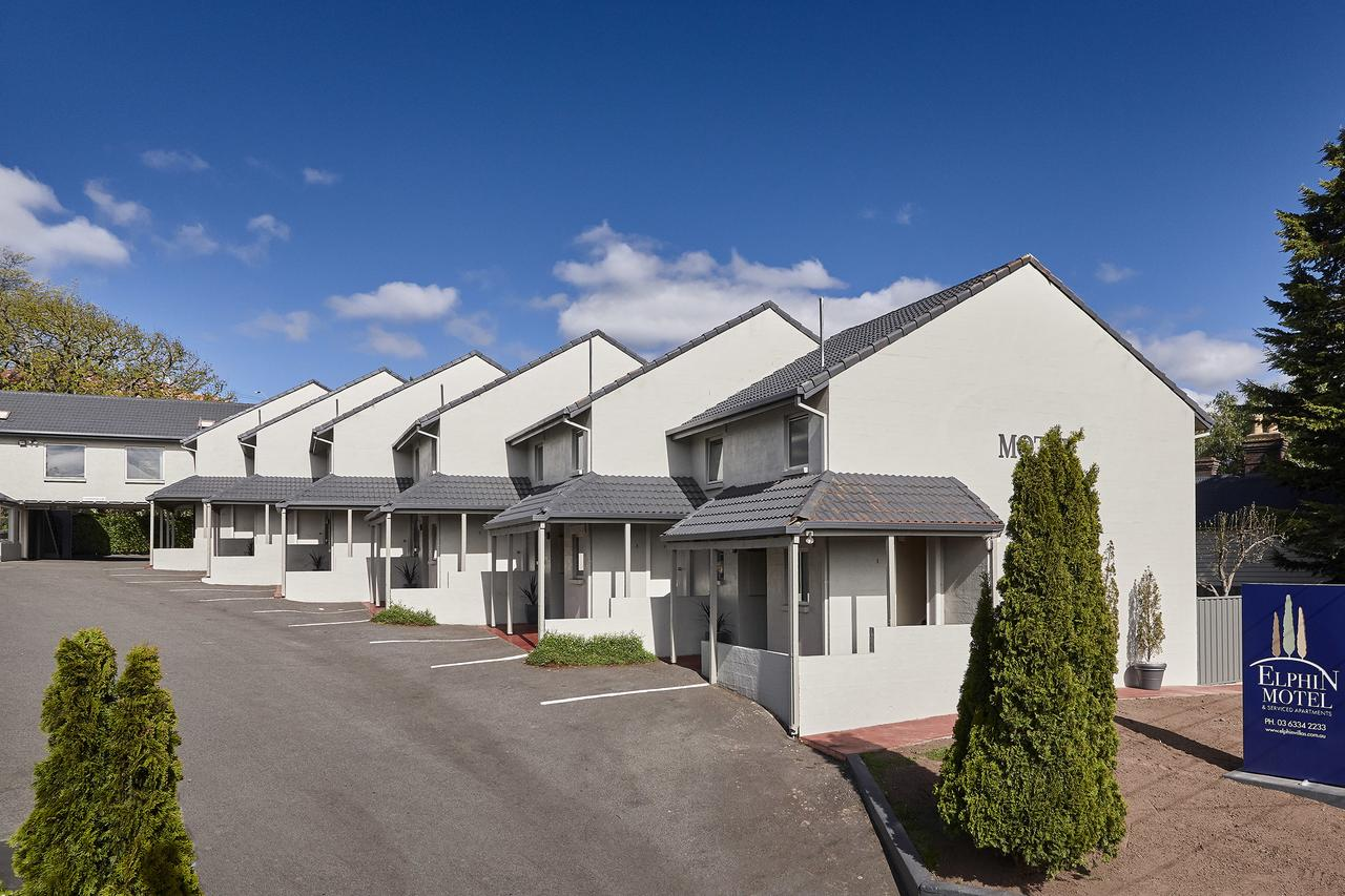 Elphin Motel  Serviced Apartments - Accommodation Find