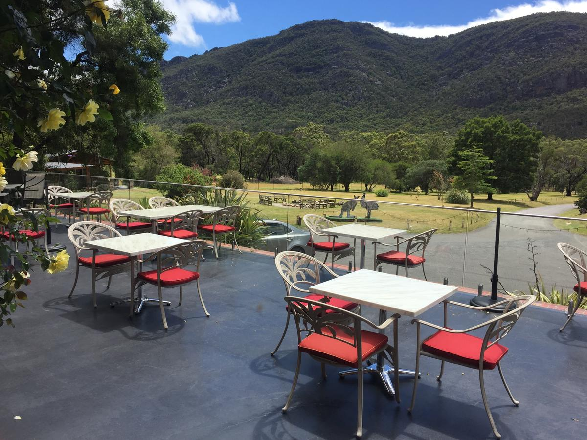 The Grampians Motel and The Views Bar  Restaurant - Accommodation Find
