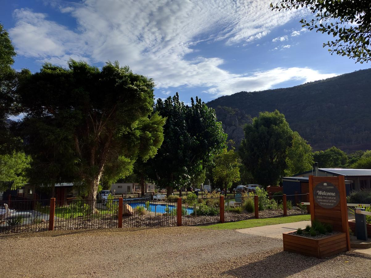 Halls Gap Lakeside Tourist Park - Accommodation Find