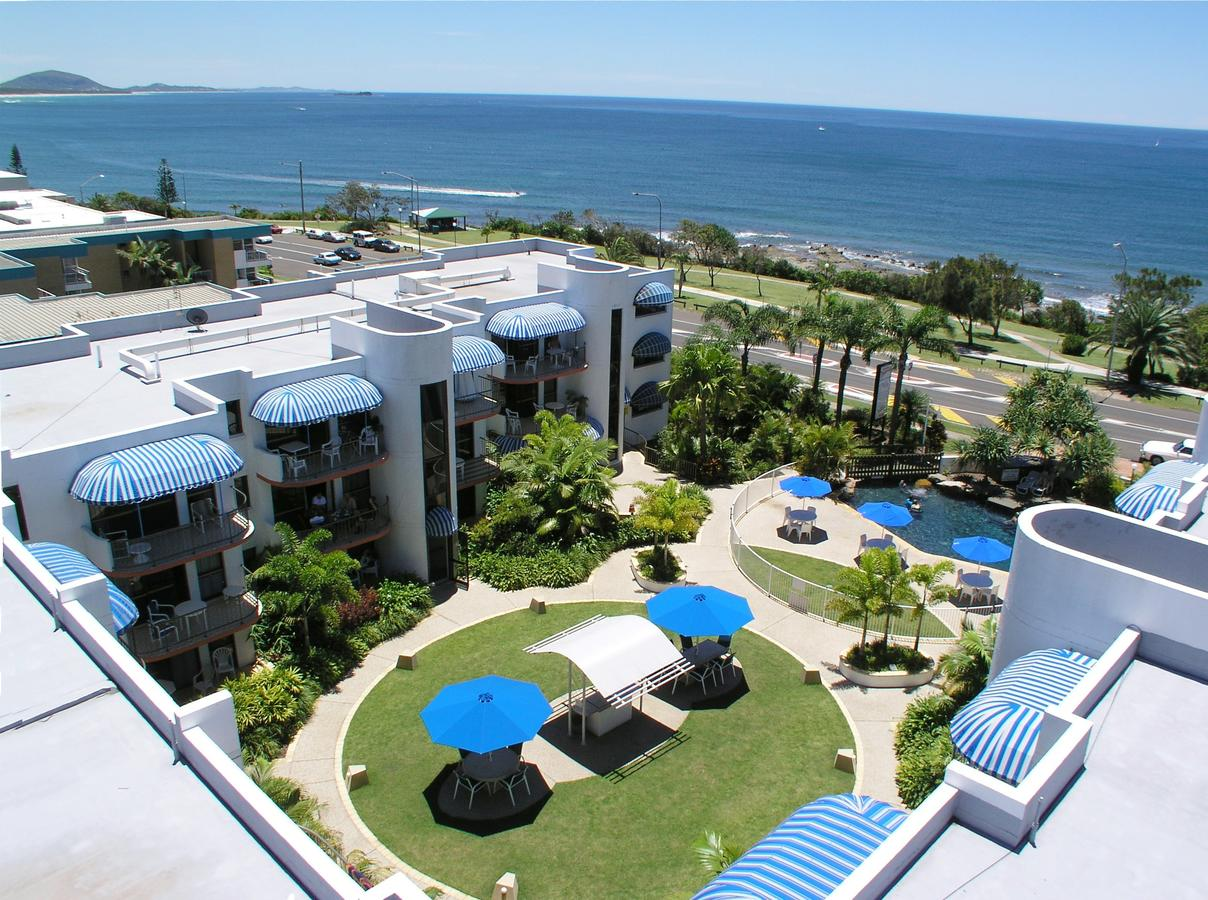 Headland Tropicana Resort - Accommodation Find