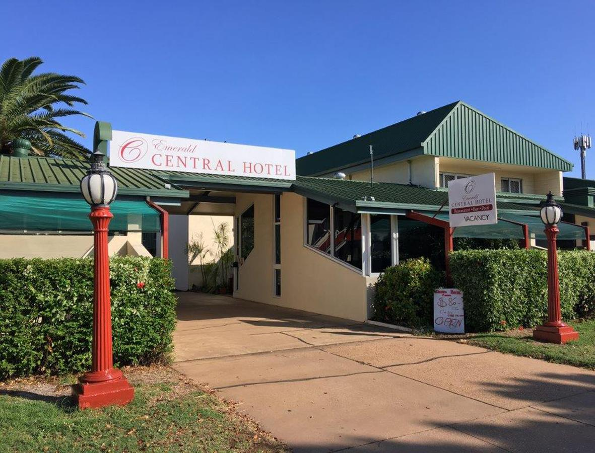 Emerald Central Hotel - Accommodation Find