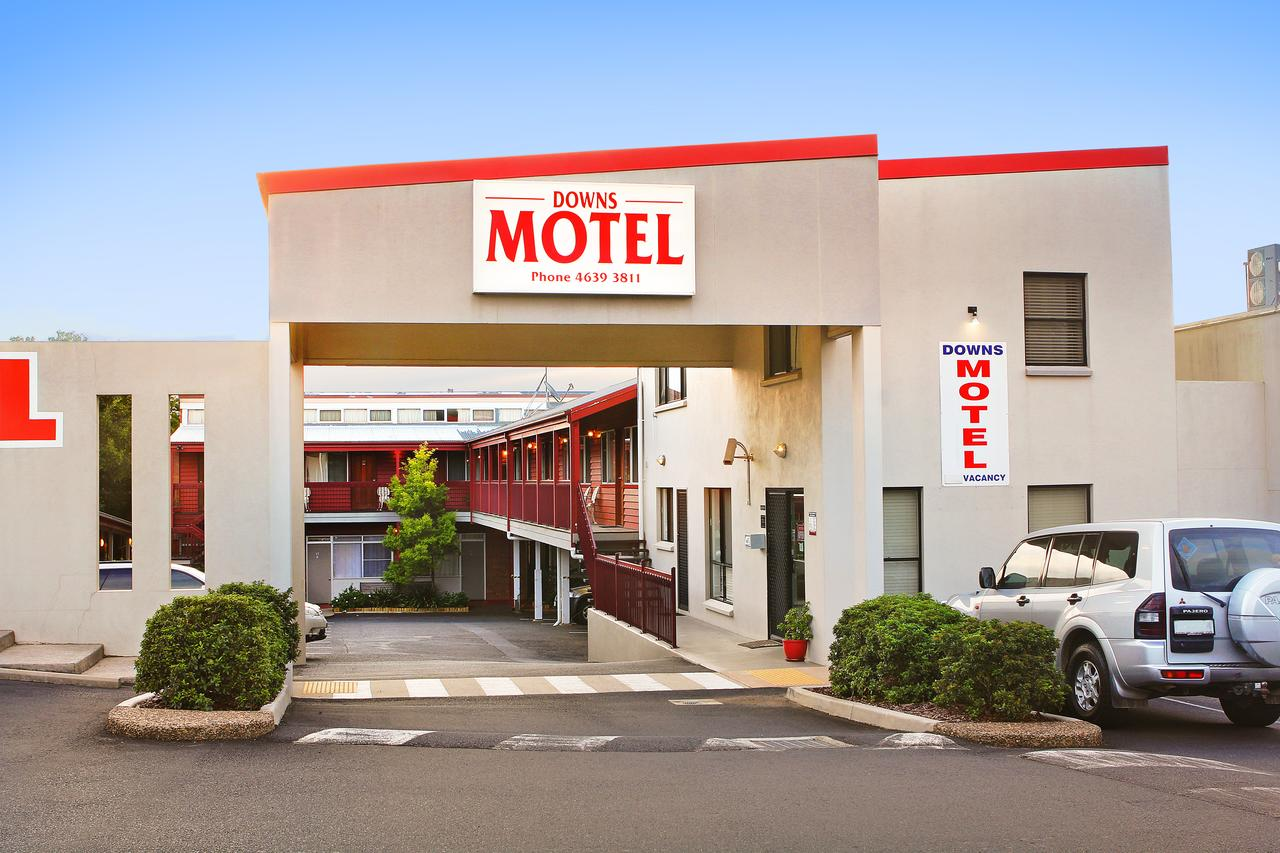 Downs Motel - Accommodation Find