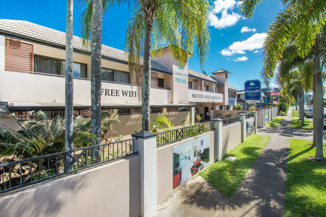 Cairns City Palms - Accommodation Find