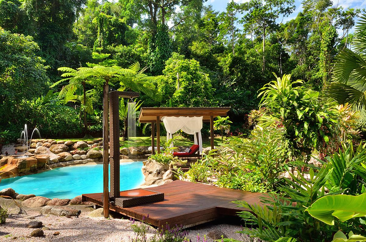 Misty Mountains Rainforest Retreat - Accommodation Find