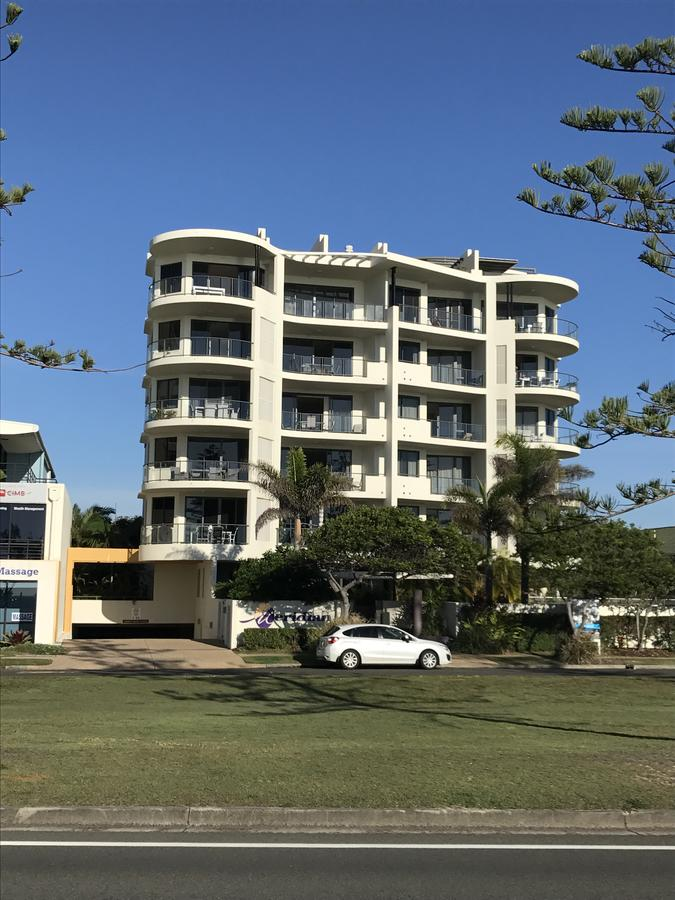 Meridian Alex Beach Apartments - Accommodation Find