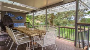 'RIVERSIDE RETREAT' 544 Ocean Drive North Haven - Accommodation Find